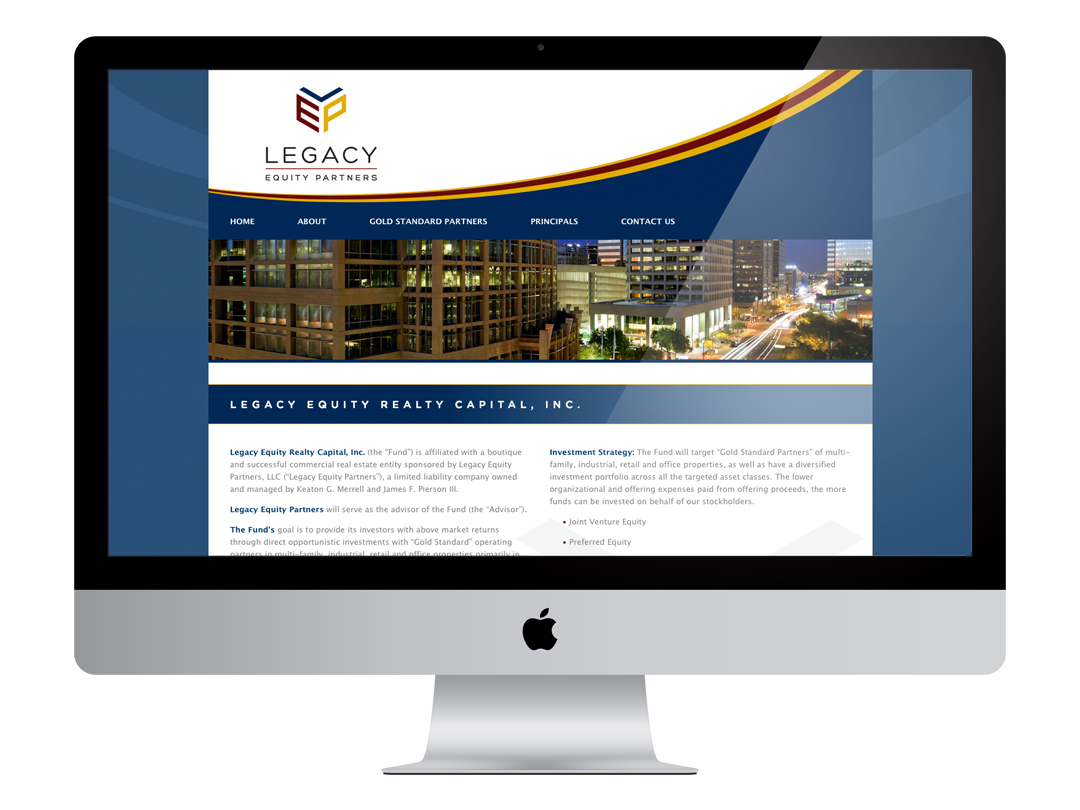 Legacy Equity Website_About