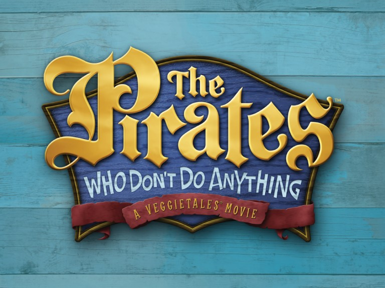 VeggieTales the Pirates Who Don't Do Anything
