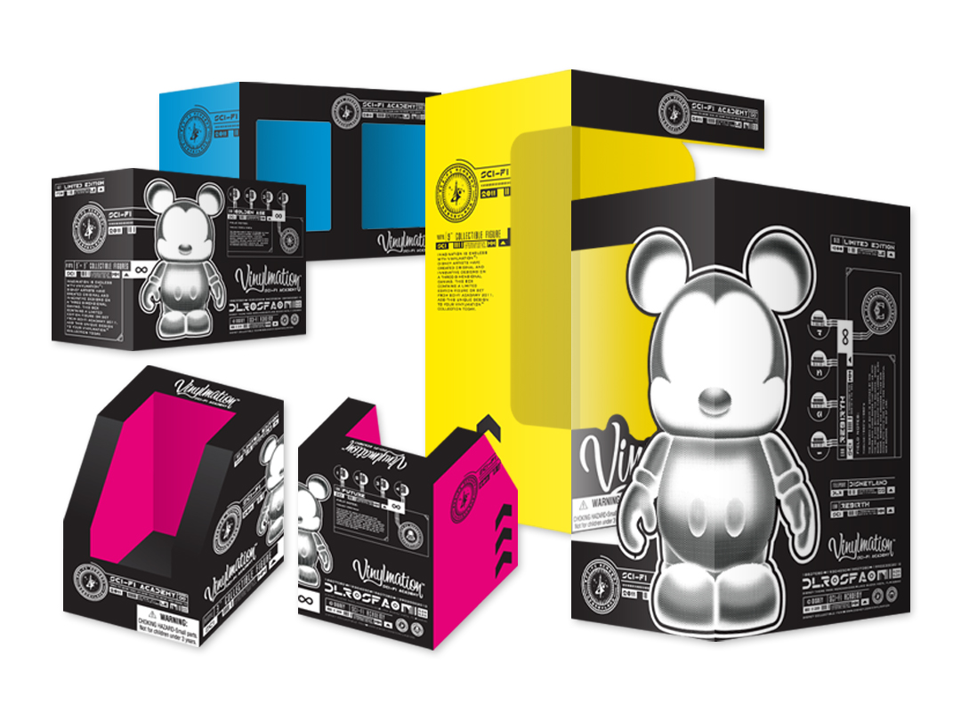 Vinylmation_Sci-Fi Packages