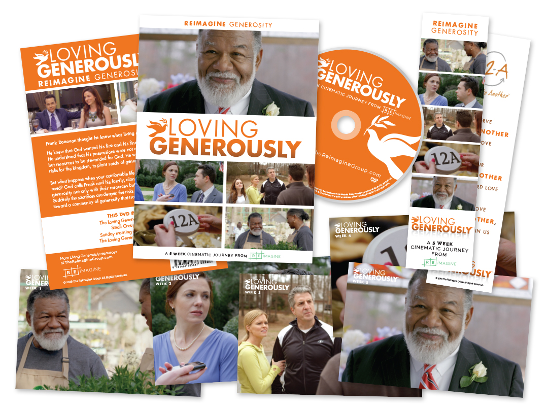 Loving Generously Collateral