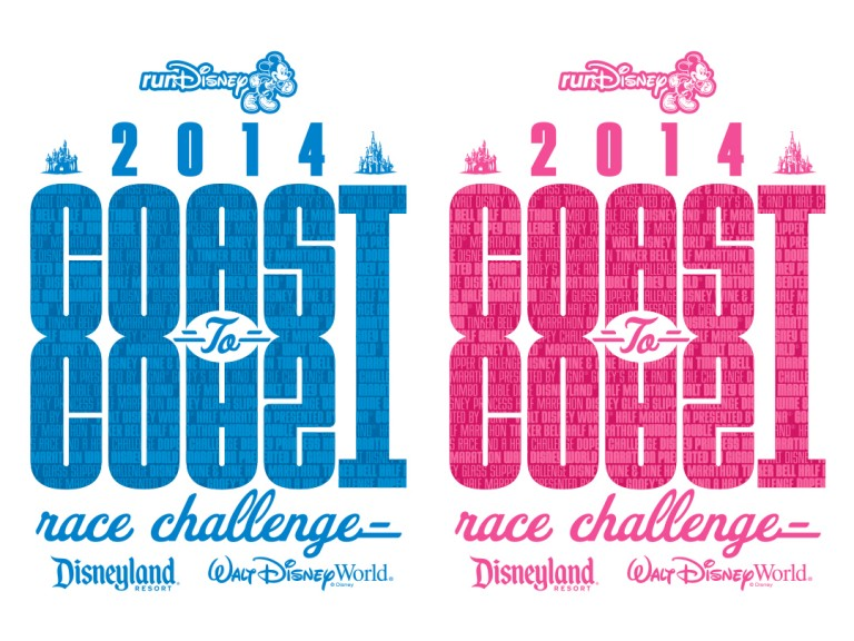 Disney Coast to Coast Challenge