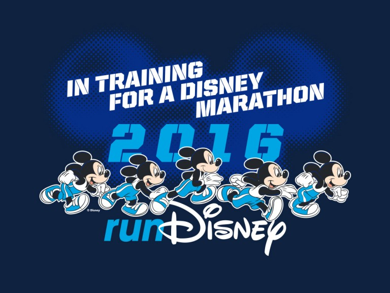 Training For A Disney Marathon