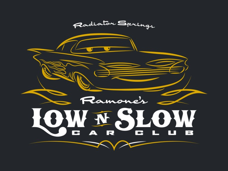 Disney Ramone's Low N Slow Program
