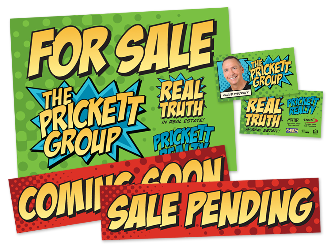 Prickett Group_For Sale