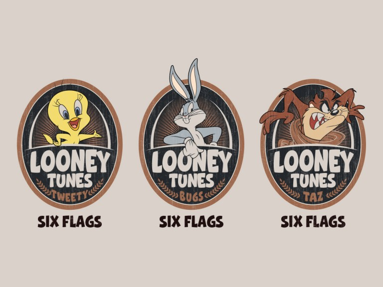 Impact Merchandise: Looney Tunes-Vintage Label Program